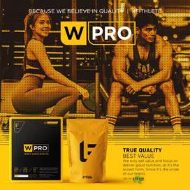 FITLIFE WPRO CONCENTRATE 3.3lbs 50 Serving - Susu Whey Protein