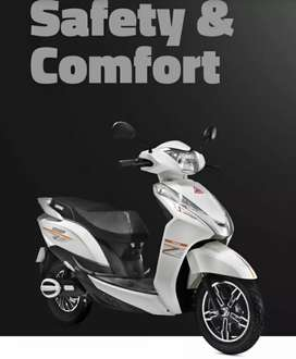 New- Ampere Electric Bike Complete Savings