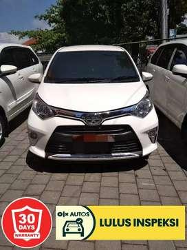 [Lulus Inspeksi] Toyota. Calya G M/T 2018 Putih