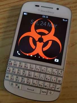 Blackberry Q10 White 4G