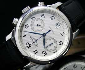 Longines Master Collection Date L.651.3 Steel Men Watch
