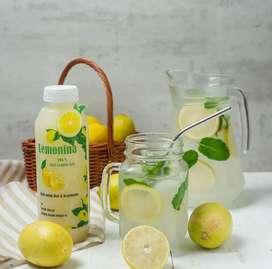 Lemonina 100 % sari lemon asli murah 250 ml