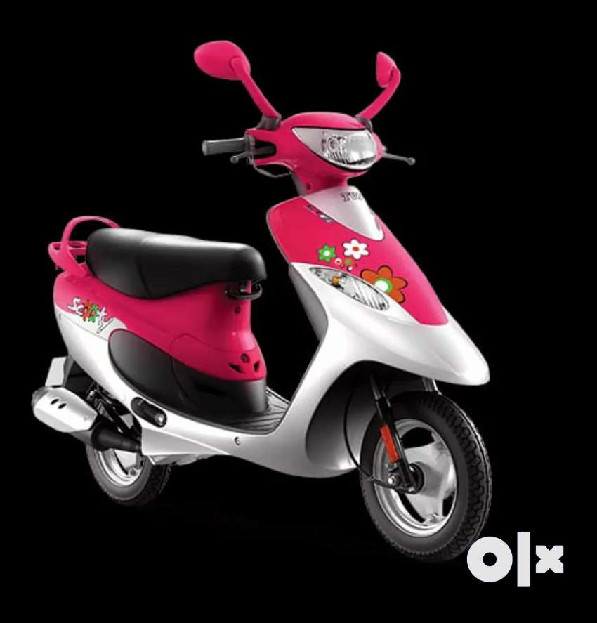 TVS scooty pep+ brand New,Chennai customer only, Full Tank petrol free