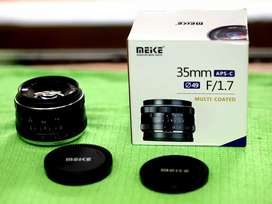 PALING MURAH Lensa 35mm mirror less NIKON J series Tt barang apa aja