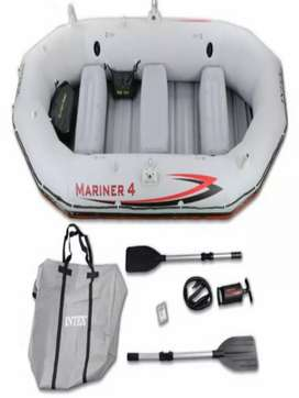 Intex Mariner 4 Inflatable Boats For Four Persons