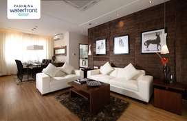 Large 3 BHK Lakeside Apartments - Pashmina Waterfront KR Puram