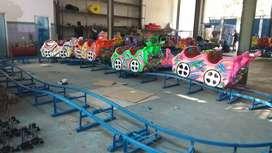 full lampu hias odong mini coaster asli pabrik