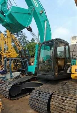 Jual Alat Berat Excavator Kobelco model SK200-8 tahun 2013