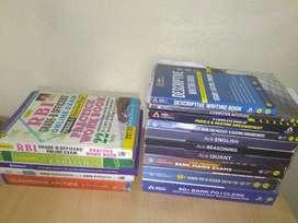 BANK EXAMS books
