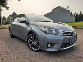 Toyota Corolla Altis 1.8 V DP Minim !