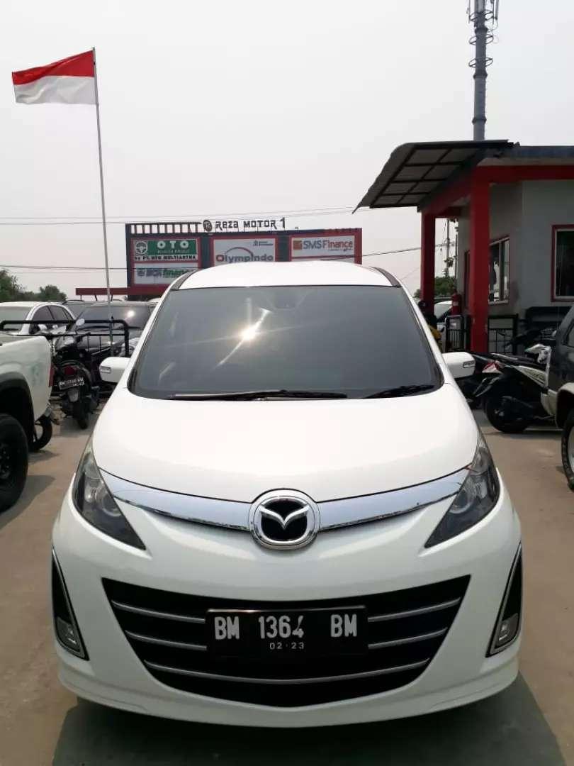 Mazda biante 2012 matic 0