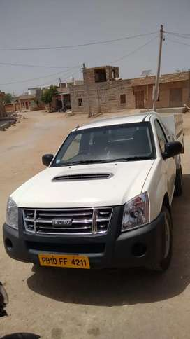 Isuzu D-Max 2015 Diesel Well Maintained