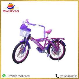 Imported bicycle