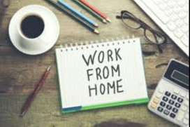 work form home job available