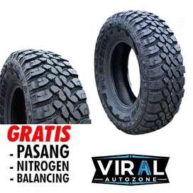 Ban Mobil Bunga Cangkul Ring 13 Forceum MT 08 PLUS 165 80 R13 Termurah