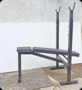 बेंच प्रेस मशीन  और अपने पसंद का मशीन भी बनवाना हो तो संपर्क करे।