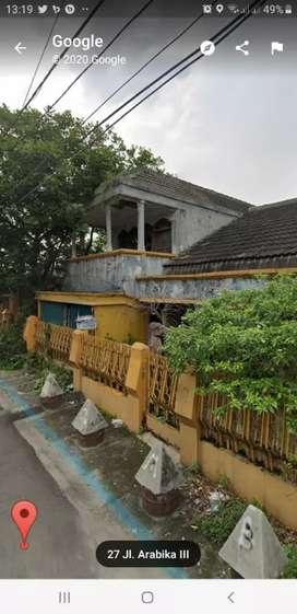 Dijual Rumah di Jalan Arabika Pondok Kopi Jakarta Timur