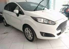 Ford Fiesta Trend 1.5 2013 AT