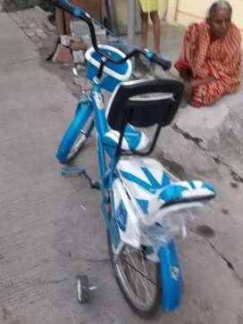Unused new brand kid bicycle