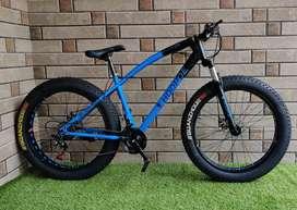 ASTHAVINAYAK ENTERPRISE. 21 SHIMANO GEARS FAT TYRE SPORTS BICYCLES.