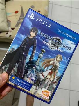 Sword Art Online Hollow Realization PS4 SAO HR Second Playstation 4
