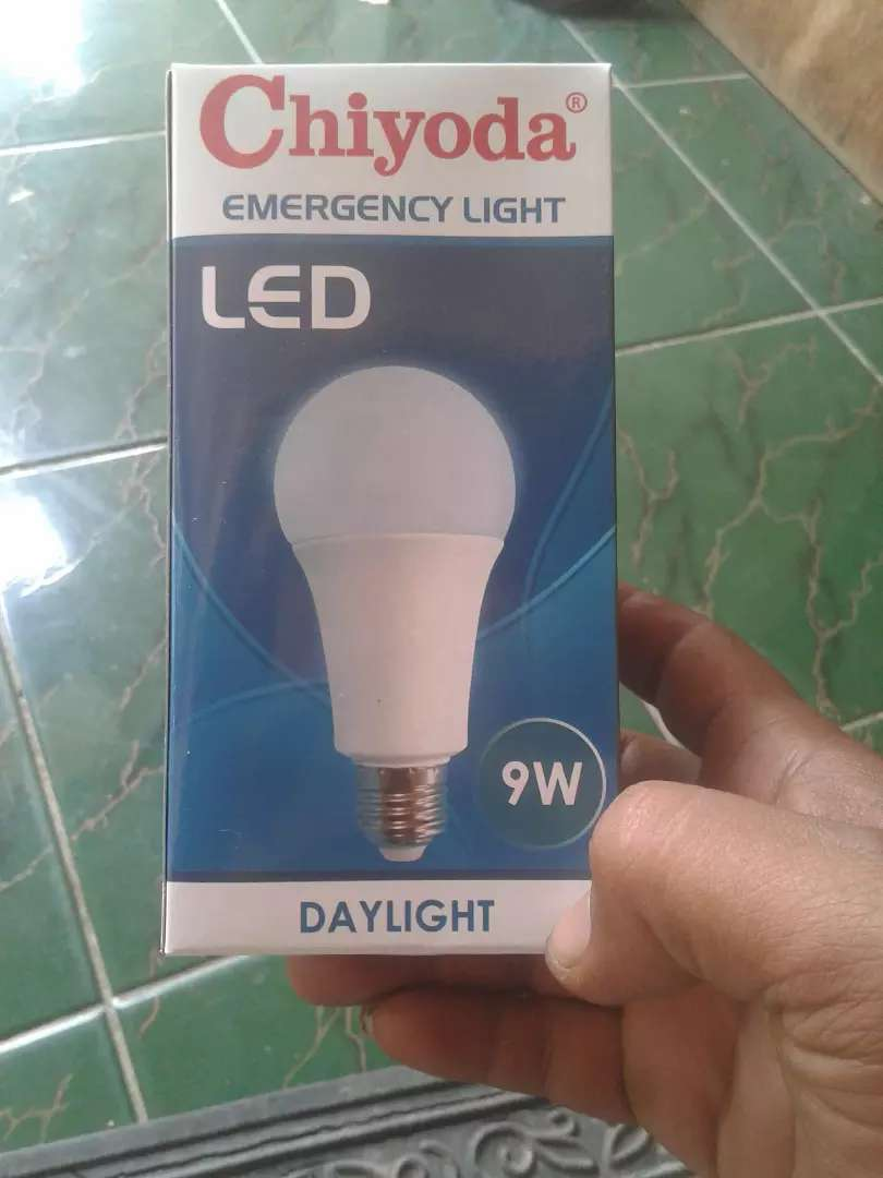 Lampu led emergency 0