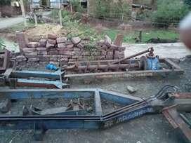 New Holland hedra machine