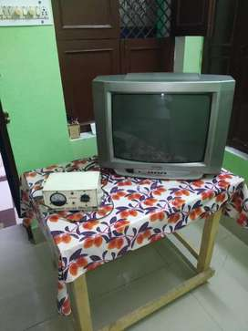 Konka TV + Stabilizer
