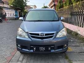 Toyota avanza 2010 manual G 1.3 abuabu surabaya full ori siap pakai