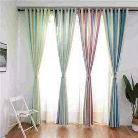 New fancy summer curtains