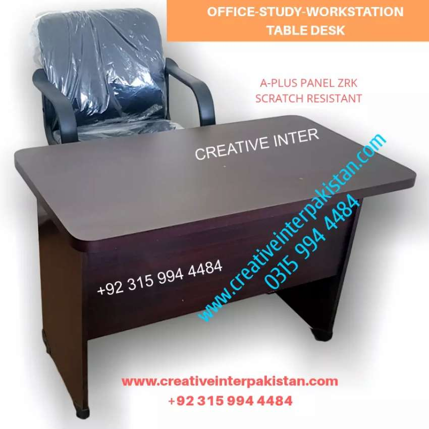 Office Study Table Workstation sterlingprices Furniture Sofa Chair bed 0