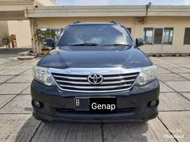 Toyota Fortuner 2.7 G Lux 2012 At