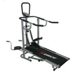 Kamachi Manual 4in1 treadmill