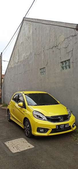 BRIO RS Kuning Limited Edition KM 13rb
