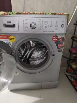 IFB front load washing machine 6ltr