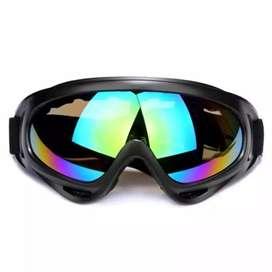 Kaca mata goggles ski