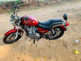 Royal Enfield second owner