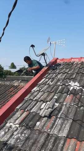 Parabola mini tanpa iuran solusi antena tv led lcd