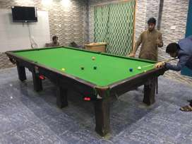 Snooker 6*12 , 2 inch marble ,