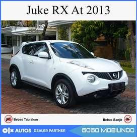 Nissan Juke RX AT 2013 Putih Tombol starter