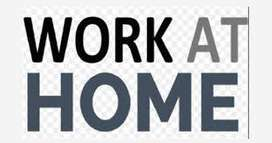 just spend u r free time with us we provide all job work at home
