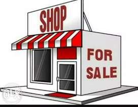 Shop for sale in Indra market kota