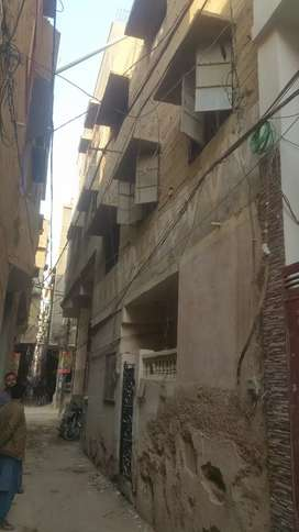 Property For Sale Near Airport karachi (Golden Town .Shah-Faisal)