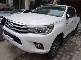 Toyota Hilux Revo On Easy Monthly Installment
