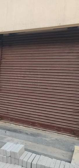 Shop located as part of newly built 3 Storeyed House
