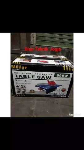 Dian teknik bka smp mlm Table saw 8 in molar