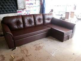 L shaped sofa @factoryrates