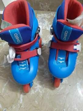 OXELO SKATES FOR KIDS