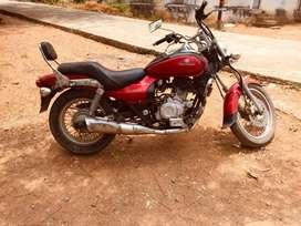Avenger 220 bike