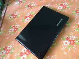 a) Brand : lenevo Laptop  b) Processor : duel Core